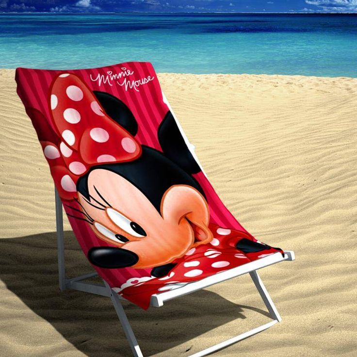 Disney Strandlaken Minnie Summer