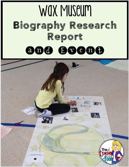 59 best Biography images on Pinterest Common cores, Reading - biography example
