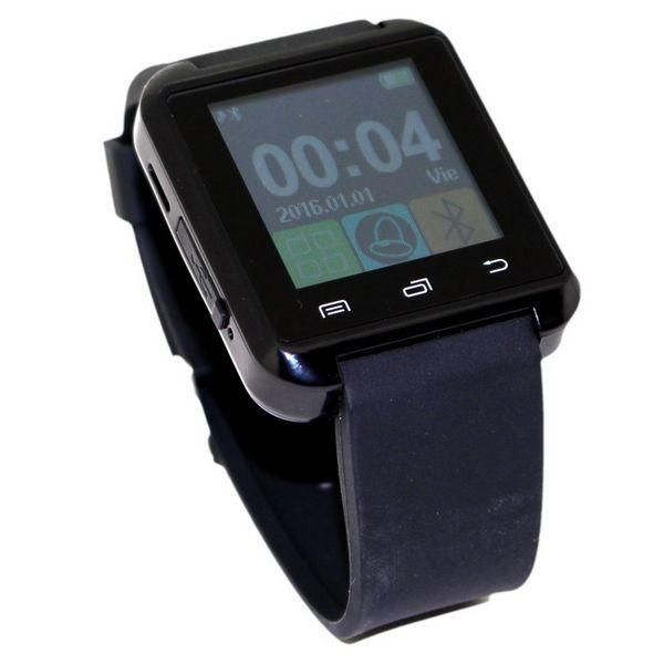 "Smartwatch iggual IGG313350 1,44"" Bluetooth 3.0 Black"