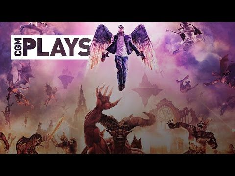 Let's Play - Saints Row: Gat Out of Hell - CGMagazine