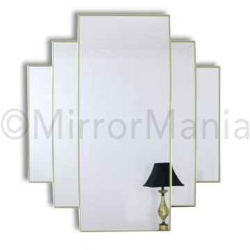 Mirage Original Handcrafted Classic Wall Mirror