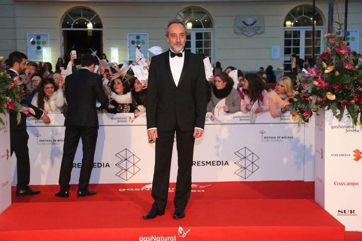 Gonzalo de Castro en el Festival de Málaga 2014