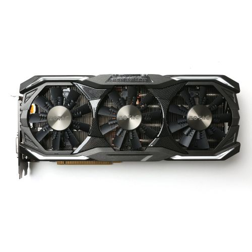Zotac GeForce GTX 1070 Graphic Card - 1.63 GHz Core - 1.84 GHz Boost Clock - 8 GB GDDR5 - PCI Express 3.0 - Triple Slot Space Required