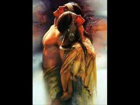 Native American - Amazing Grace (in cherokee) ~ Beautiful and Relaxing #Relax #Relaxing_Video