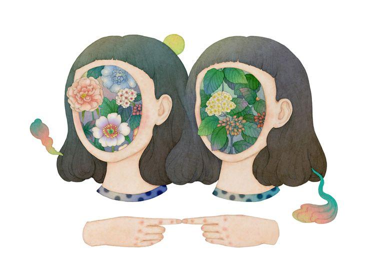 blindness/ inner garden on Behance