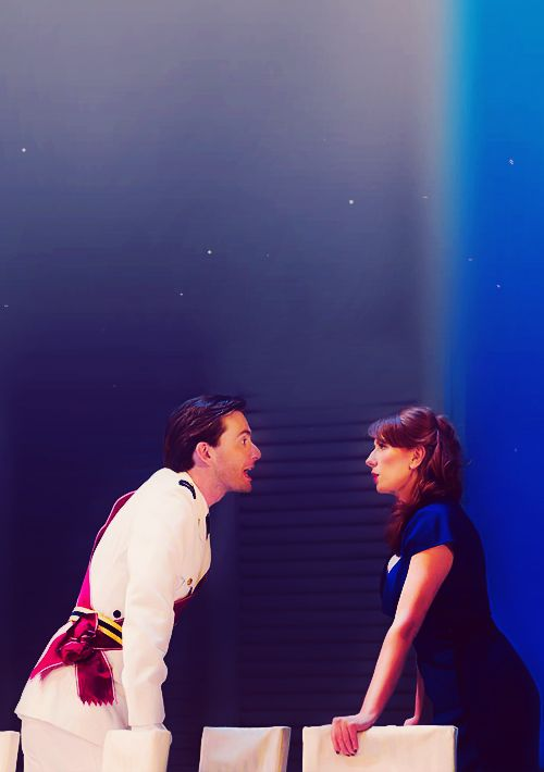 David Tennant and Catherine Tate (Much Ado About Nothing)