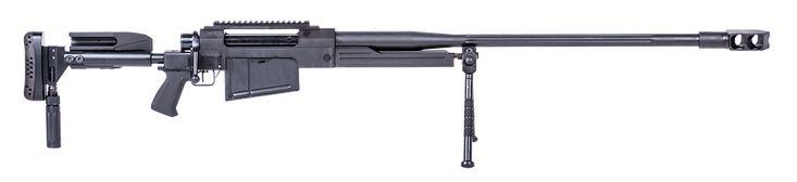 Anti-materiel Rifle M12 - Black Spear