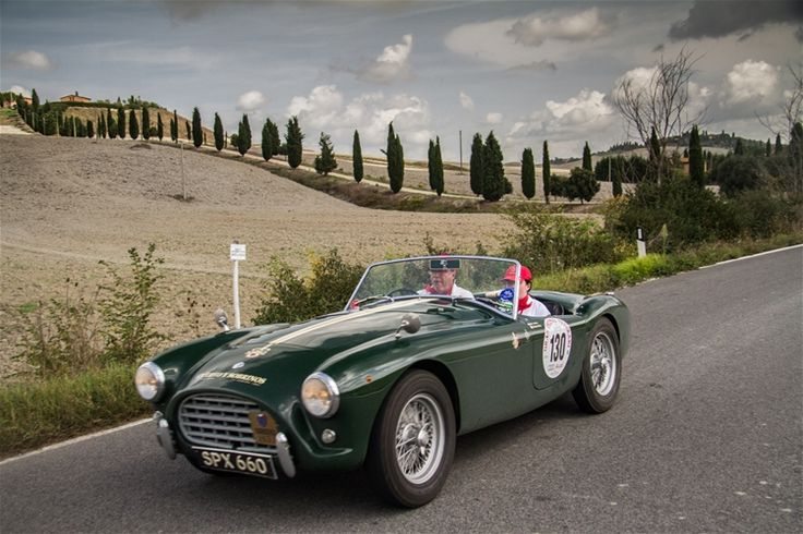 Cuervo y Sobrinos at the Nuvolari Grand Prix, Italy, September 19-21, 2014