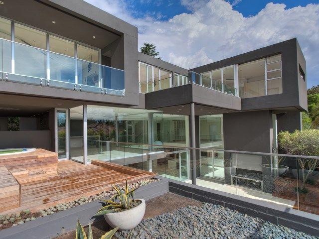 Norman View Contemporary Estate | Johannesburg, South Africa | Ennik Estates