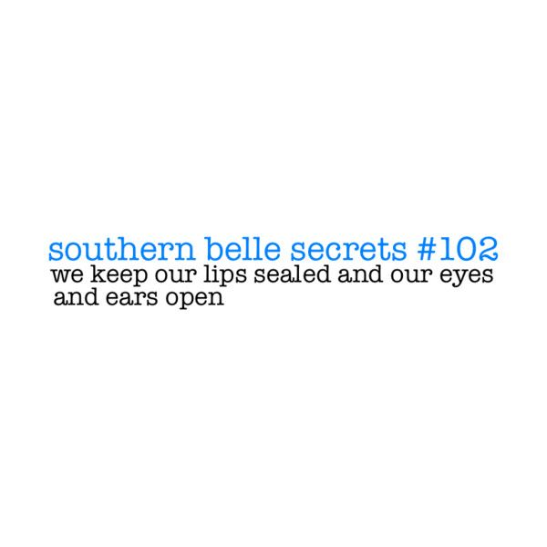 southern belle secrets ❤ liked on Polyvore