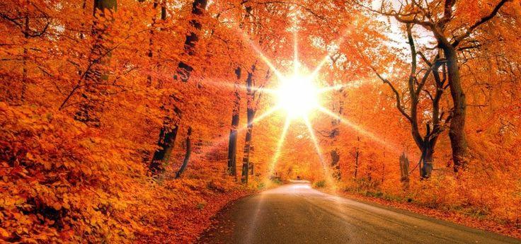 Llegó el equinoccio de otoño