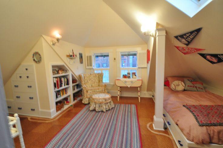 Cute Cute Attic Room Attic Pinterest Cool