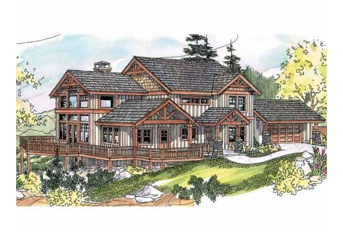 18 best images about houseplan heaven on pinterest house for Craftsman wrap around porch