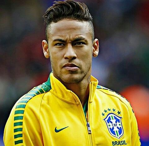 Neymar frisur 2014 stylen