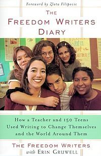 A teachers unorthodox teaching style changes her students lives through writing.