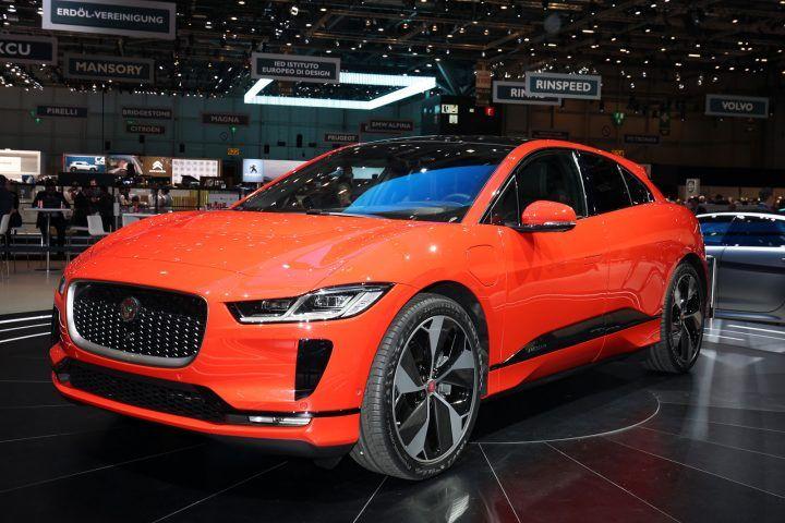 466f70d128fec Geneva 2018 Jaguar I PACE   Dream whipz   Cars, Jaguar, Vehicles