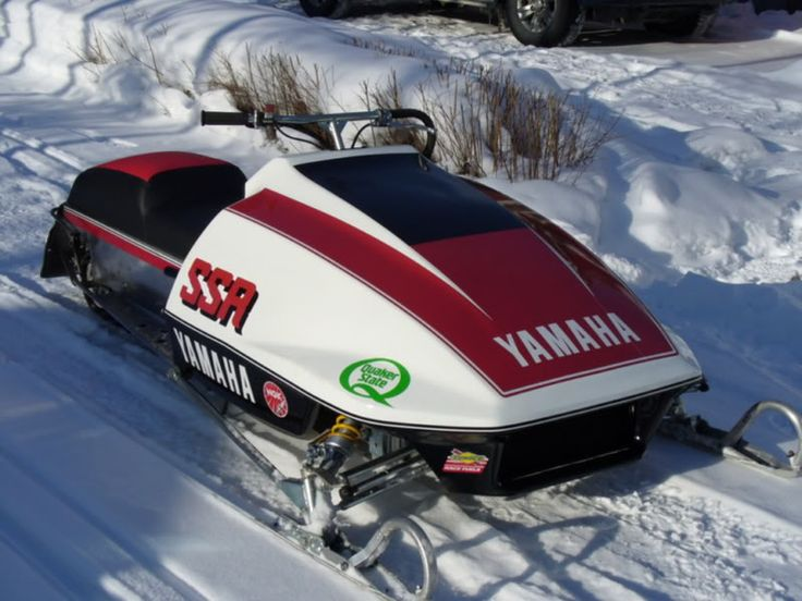 119 best old snowsleds images on pinterest snowmobiles for Yamaha snowmobiles canada