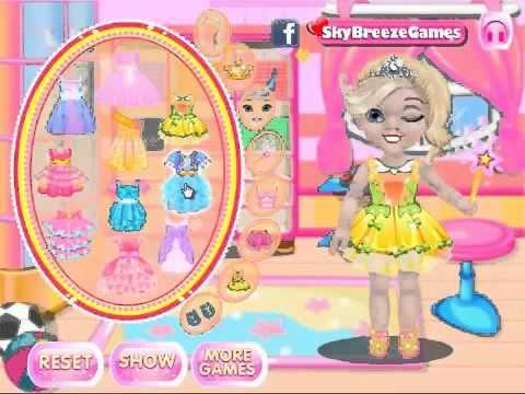 Frozen Elsa Disney Frozen Elsa baby videos games fro kids - YouTube