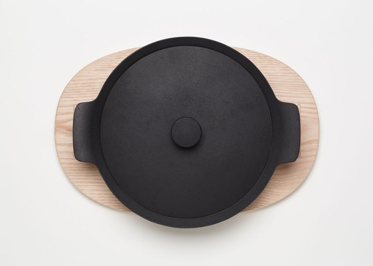 Palma cookware by Jasper Morrison for Oigen