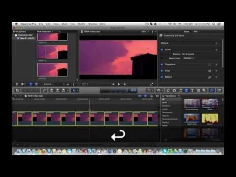 Magic Lantern 14-Bit RAW video workflow tutorial - YouTube