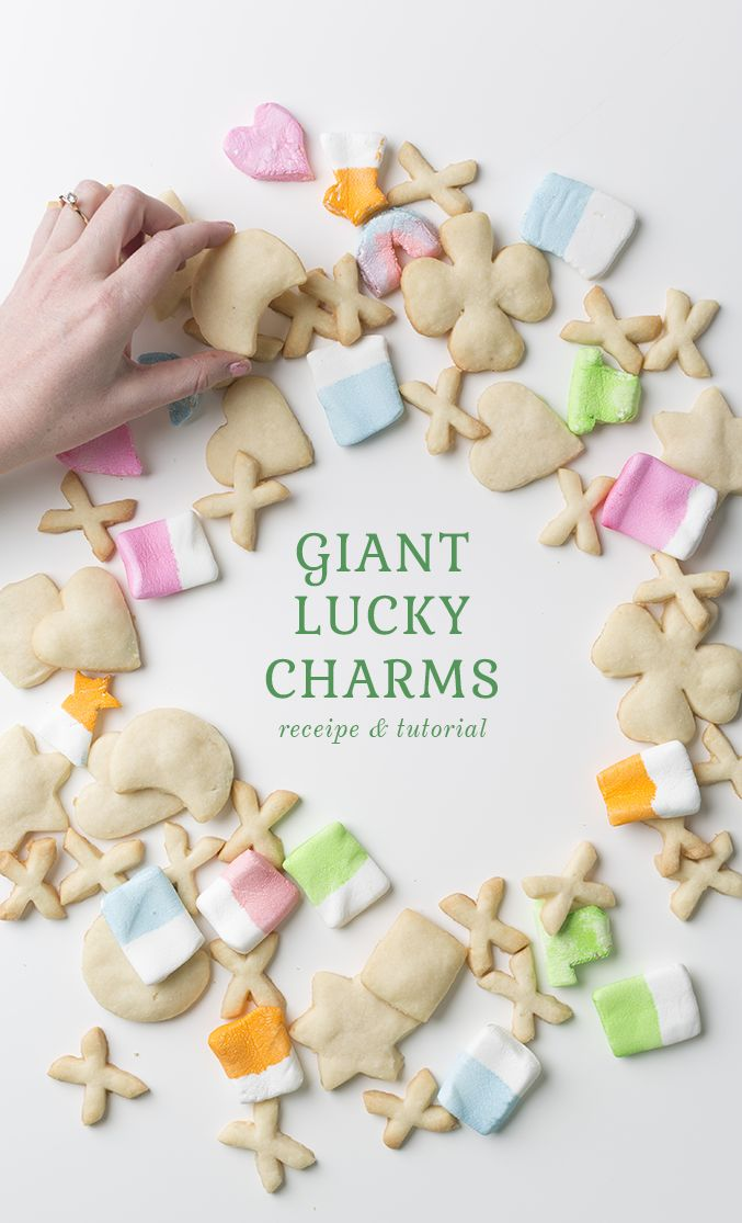 Giant Lucky Charms