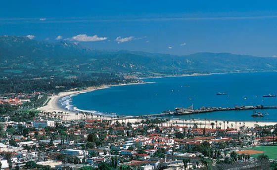 EF International Language Centers 場所: Santa Barbara, CA