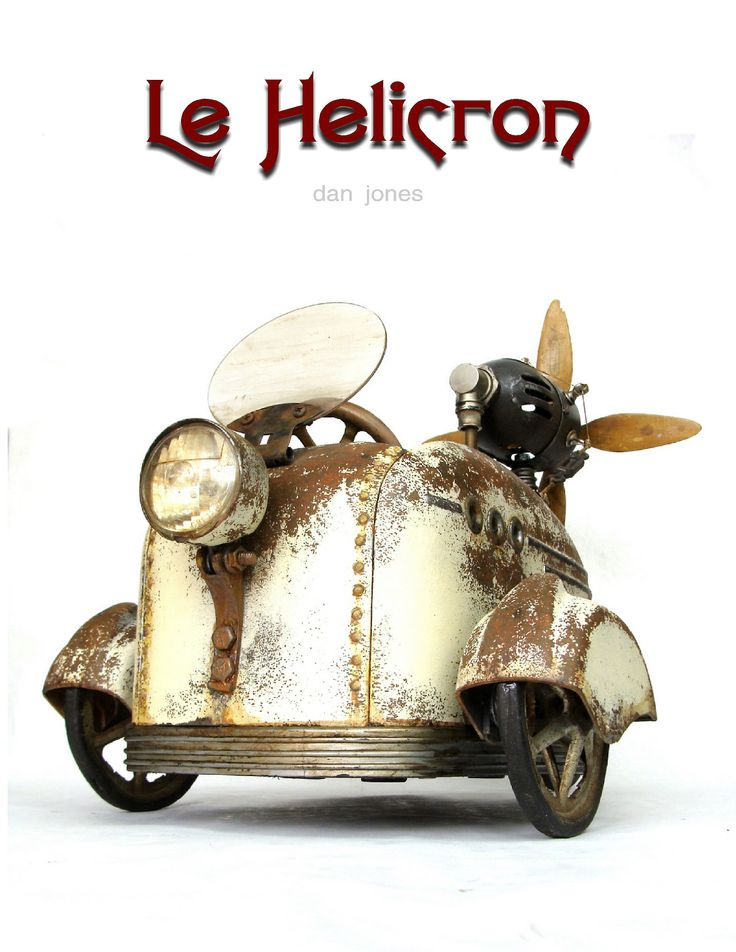- Le Helicron by Dan Jones