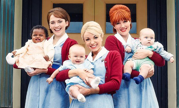 Meet the cast of Call the Midwife series six