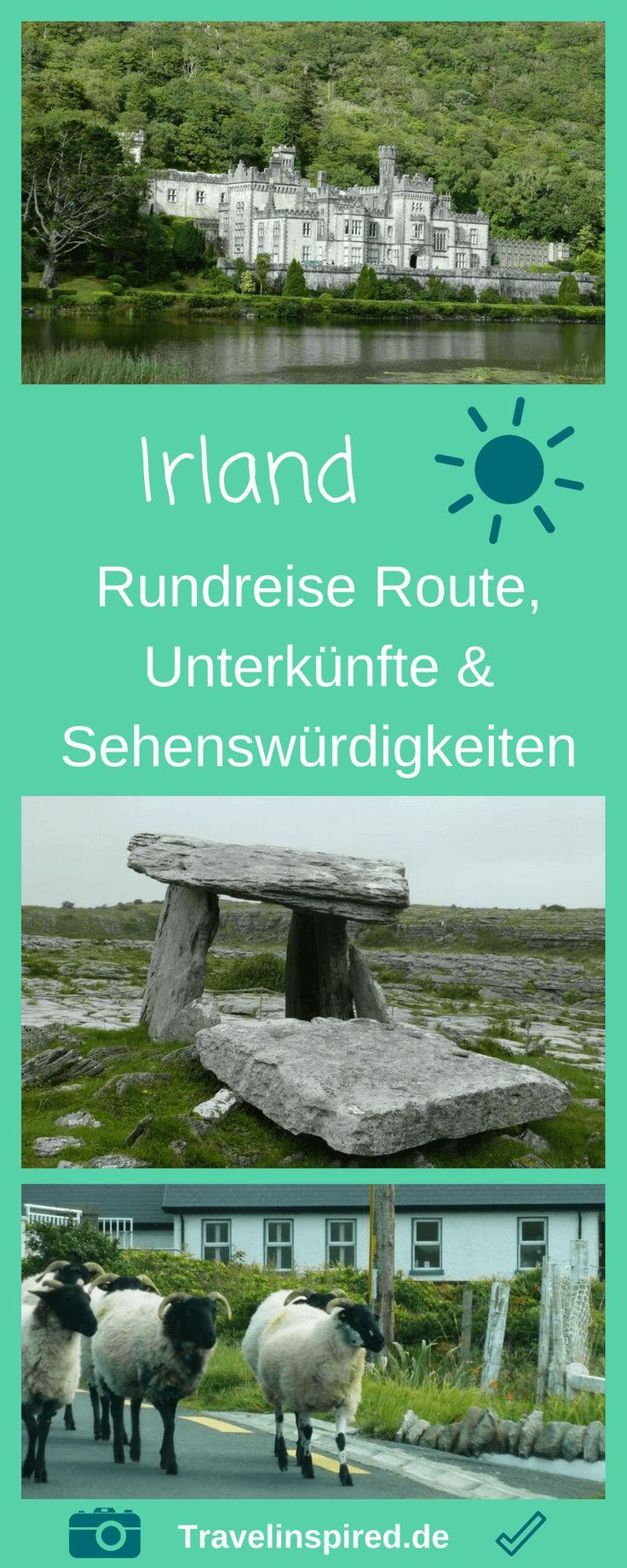 Irland Roadtrip: Tipps, Route & Unterkünfte – Bernhard Stern