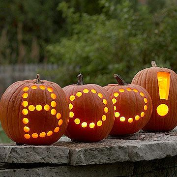Halloween And Fall Inspired Decorations For Your Home. Halloween BooHalloween  PumpkinsHappy ...