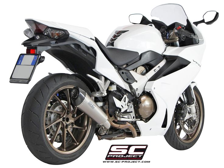 HONDA VFR 800 F BY SC-PROJECT