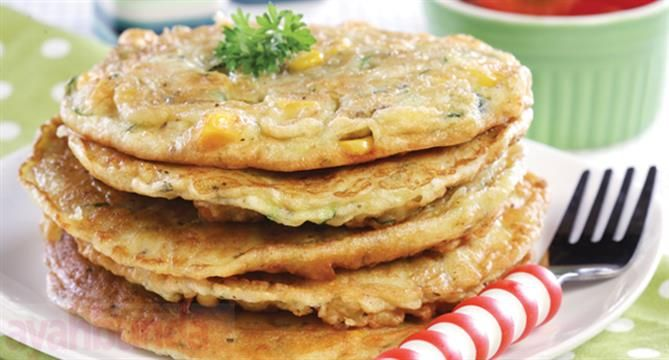 Pancake Telur Ayahbunda.co.id