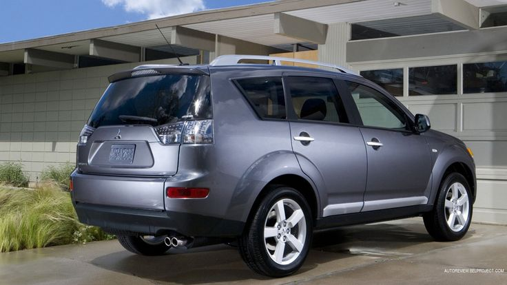 Nice 07 Mitsubishi Outlander For Sale
