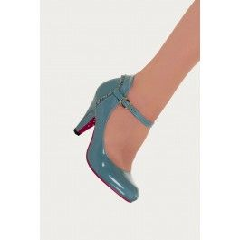 Chaussures Escarpins Pin-Up Rockabilly 50's Rosemary