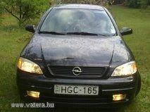 Opel Astra G fekete. - 599000 Ft - Nézd meg Te is Vaterán - Opel - http://www.vatera.hu/item/view/?cod=2090964062