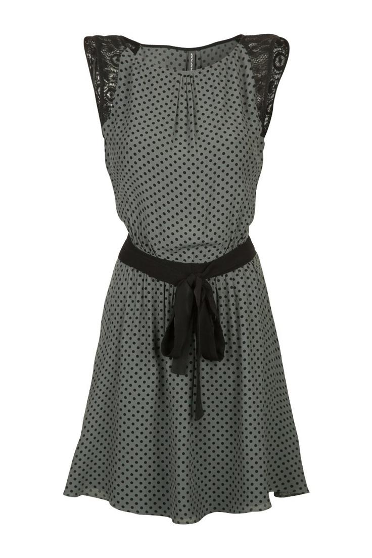 Robe courte à pois femme - Robes - femme - NAF NAF