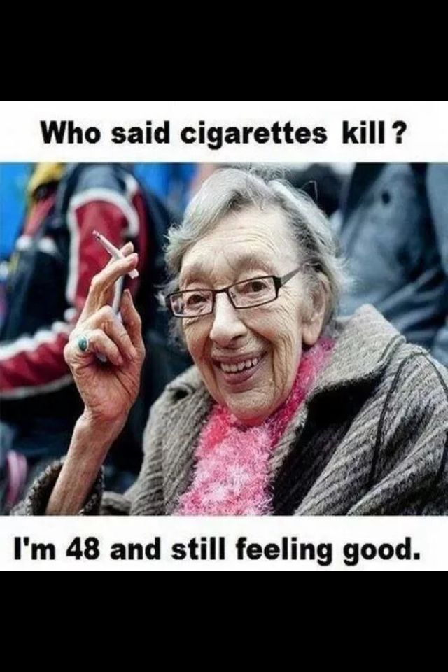 Now this is what anti-smoking ads should look like!