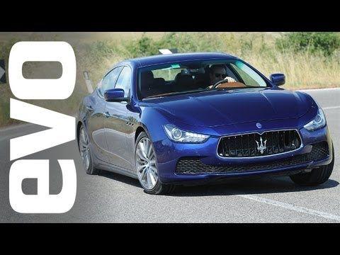 2013 Maserati Ghibli V6 petrol and diesel review