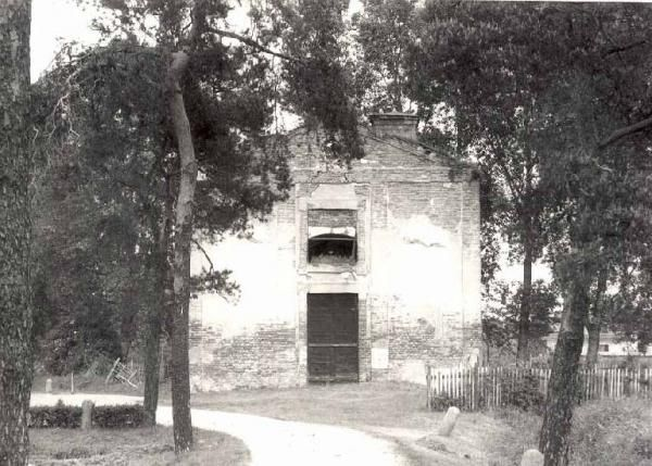 Chiesa di S. Sebastiano, località Vighignolo   Settimo Milanese