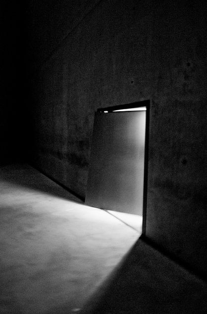 there was a dark doorway, and there was light beyond. i was a shadow, moving through.