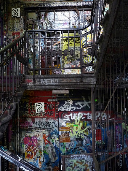 Tacheles – love this pic