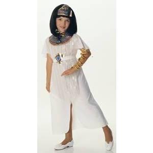 Новогодний костюм для девочки клеопатры