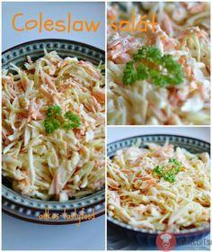 Coleslaw šalát 1
