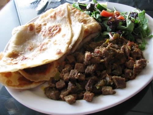 Great Somali food!