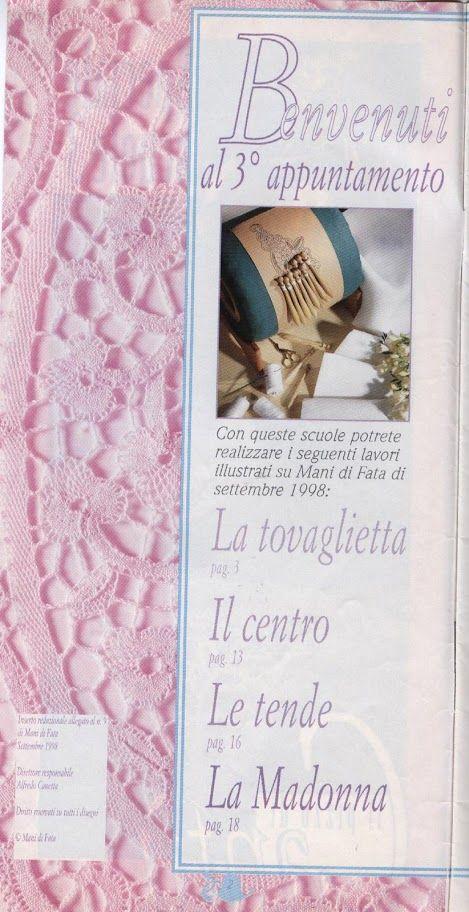 Scuola di pizzo di Cantù 98 (bolillos) - rosi ramos - Álbumes web de Picasa