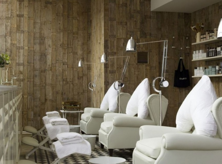 15 best cool nail salons images on pinterest manicures for Hair salon shoreditch