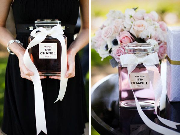 chanel inspired bridal shower Bridal Shower Themes: Chanel Inspiration