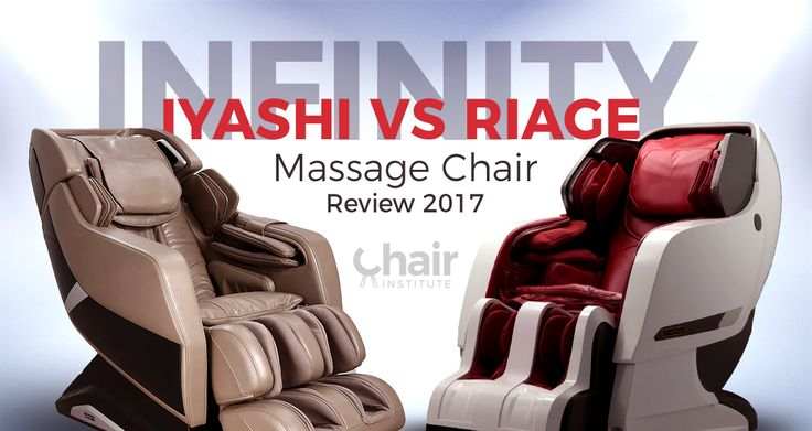In a head to head competition, Infinity Iyashi vs Riage, which is better?