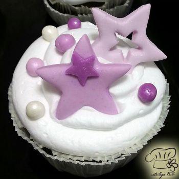 Yıldızlı Cupcake