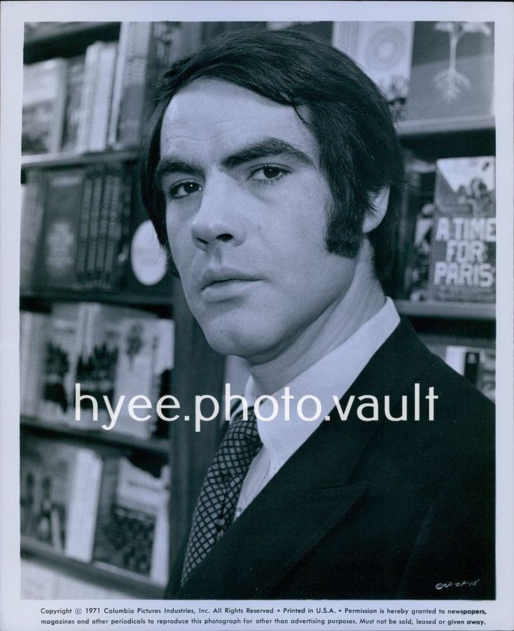 CA164 1970 Original Photo ROBERT KLEIN The Owl And The Pussycat Handsome Actor